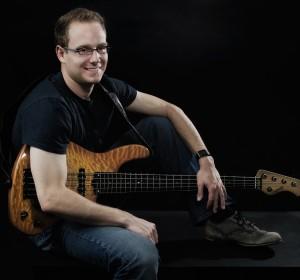 Robin w/Sadowsky bass