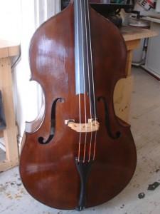 Nick Lloyd Bass front