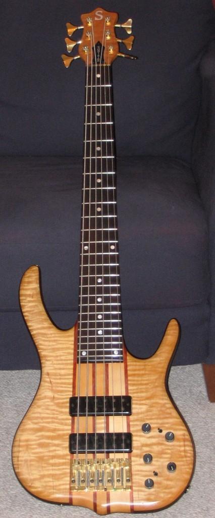 Ken Smith 6 string bass
